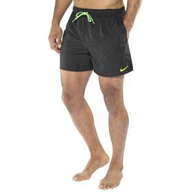 "Nike Swim Core Emboss Volley 4"" Shorts Men Black"